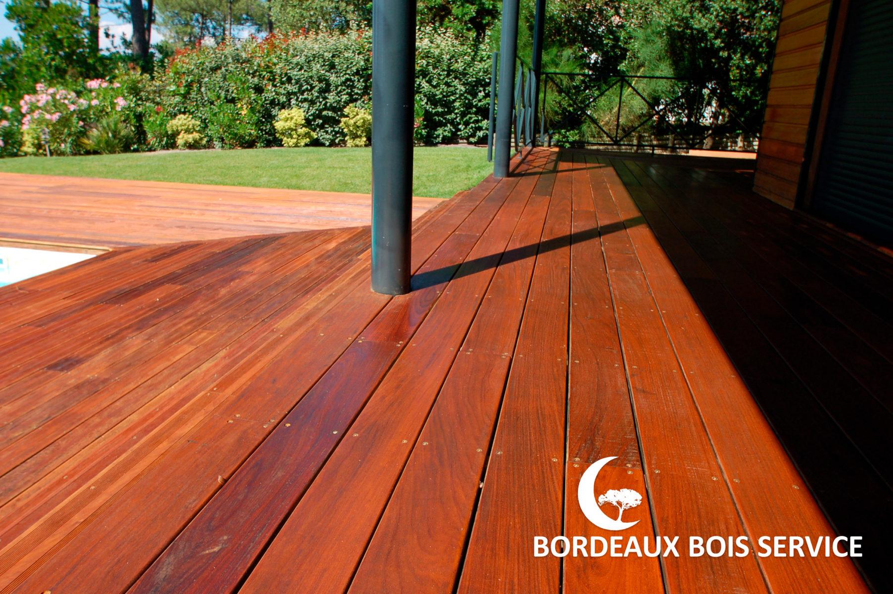 Tasseau Bois Exotique Exterieur bardage bois bordeaux - bordeaux bois service